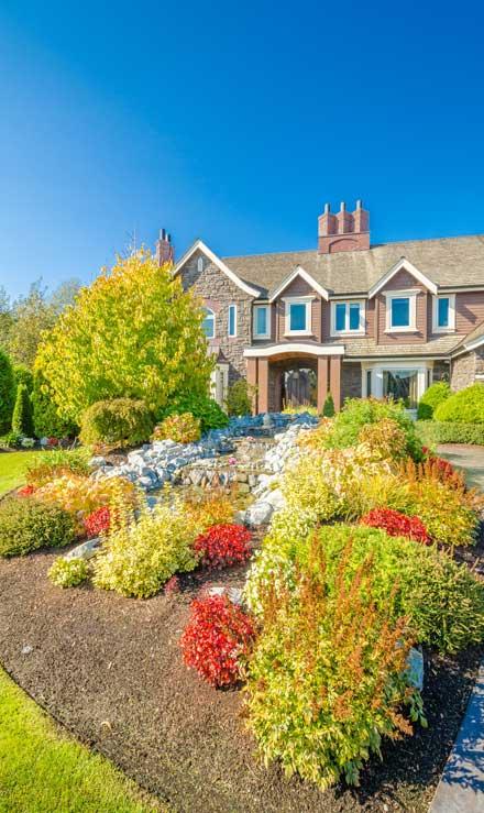 Land Master Contracting Ltd. Landscape Design