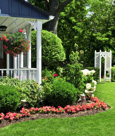 Land Master Contracting Ltd. Residential Landscaping